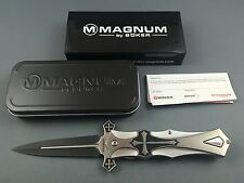 Magnum by Böker Crusader Templer Messer knife - 01LG281