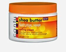 Cantu Natural Hair Coconut Curling Cream / Cantu Natural Hair Repair