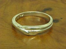 925 Sterling Argento Anello/in puro argento/RG 51,5/2,3g