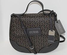 NEW Guess Birch Crossbody Shoulder Bag Purse Natural Brown NWT