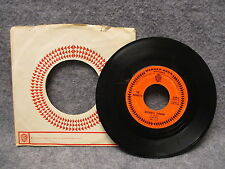 "45 RPM 7"" Record The Marketts Richie's Theme & Batman Theme Warner Bros. 5696"