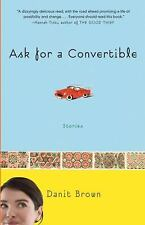 Ask for a Convertible-ExLibrary
