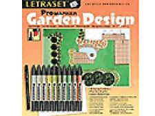 Letraset Promarker 10 Marker Pen Set for Garden Design