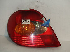 TOYOTA AVENSIS 98-01 REAR LIGHT CLUSTER NEAR SIDE WITH BULB HOLDER  TOY 39 L