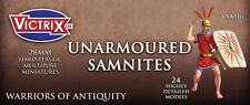 28mm ANCIENT UNARMOURED SAMNITES - VICTRIX - ANCIENTS - VXA016 -