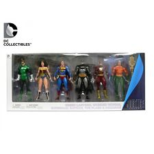 Alex ross justice league action figure 6 pack vendeur britannique