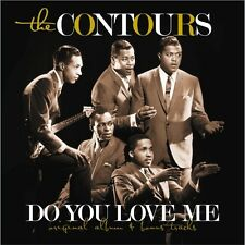 THE CONTOURS - DO YOU LOVE ME  VINYL LP NEU