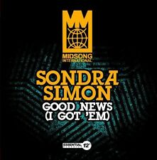 Good News (I Got Em) - Sondra Simon (2013, CD NIEUW) CD-R