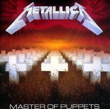METALLICA MASTER OF PUPPETS CD ALBUM (1986)