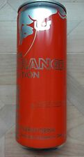 1 Energy Drink Dose Red Bull Orange Niederlande  Full Voll 250ml Can Mandarine
