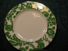 4 Lenox Kate Spade Belle Park  9in Accent Plates New