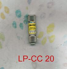 BUSSMAN LP-CC 20  FUSE LPCC  600 VOLT 20 AMP LP-CC 20
