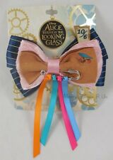 Disney Alice In Wonderland Through The Looking Glass Mad Hatter Cosplay Hair Bow
