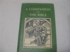 A companion to the Bible, by Abraham Jehiel Feldman