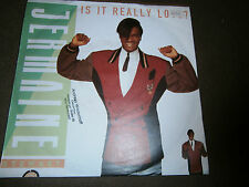 "Jermaine Stewart - Is It Really Love? - 7"" VINYL SINGLE"