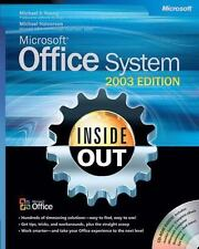 Microsoft Office 2003 Inside Out-ExLibrary