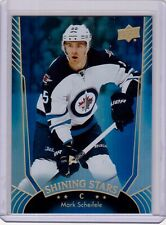 MARK SCHEIFELE 16/17 Upper Deck UD Shining Stars SP Blue Parallel #SS-26 Insert