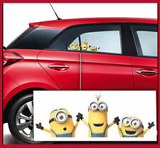 Despicable Minion Vinyl Decal Window Sticker Car Laptop Wall Tablet Home M3 Gift