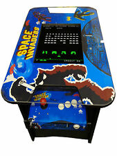 BRAND NEW ARCADE TABLE Space Invaders Theme 2 Players