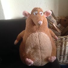 DISNEY RATATOUILLE GRANDE Emile Exclusive Emily the Beanie giocattolo morbido RAT Peluche