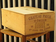 1983 Château Pavie, 12 x 0,75l in OHK!!! 89 PARKER!!!