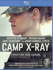 Camp X-Ray [Blu-ray]   --BRAND NEW FACTORY SEALED-B12