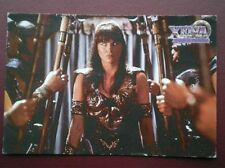 POSTCARD B12 XENA - WARRIOR PRINCESS (1)