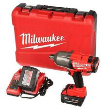 "Milwaukee M18 18-Volt FUEL Lithium-Ion 3/4"" Cordless High Torque Impact Wrench"