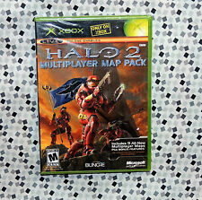 Halo 2 Multiplayer Map Pack (Microsoft Xbox) Excelle Brand New!  Factory Sealed!