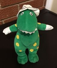 "The Wiggles DOROTHY the Dinosaur 7"" Beanbag Plush Toy"
