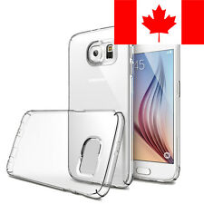 CRYSTAL CLEAR TRANSPARENT SOFT TPU CASE FOR SAMSUNG GALAXY S6