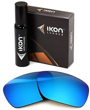 Polarized IKON Replacement Lenses For Dragon Calavera Sunglasses Ice Blue Mirror