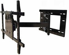 "Professional Smooth Articulating LED TV Mount for Samsung LG 48"", 50"", 55"", 60"""
