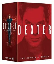 Dexter Complete Series Season 1 2 3 4 5 6 7 8 DVD SET Collection TV Show Episode