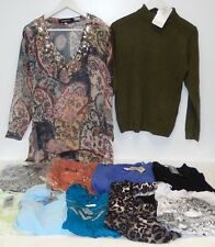 Mixed Job Lot 50 pcs Ladies Clothing Clearance Bankrupt Stock Bargain Car Boot
