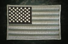 USA AMERICAN FLAG TACTICAL US ARMY MORALE MILITARY BADGE ACU DARK VELCRO PATCH