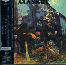 GUN Gun Sight Japan Mini LP CD EICP-1065 Baker Gurvitz Army Three Man Army
