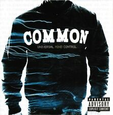 Common - Universal Mind Control (2008)  CD NEW/SEALED  SPEEDYPOST
