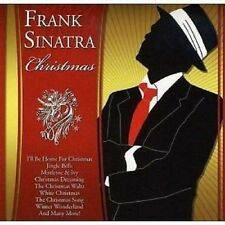 Frank Sinatra Christmas CD NEW SEALED 2007 Santa Claus Is Coming To Town+