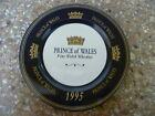 A LIMITED EDITION (400) PLATE c1995, THE 'PRINCE OF WALES, FINE WELSH WHISKIES'