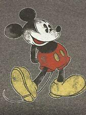 Mickey Mouse Florida XXL T-Shirt Cartoon Amusement Park Walt Disney 2xl Ringer