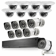 Zmodo 16 Channel NVR With 16 720P Outdoor Indoor Security Camera System