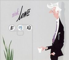 At My Age by Nick Lowe (CD, Jun-2007, Yep Roc)