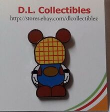 Disney Toy Story Jr Vinylmation Woody Pin