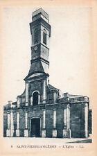 ILE D'OLERON SAINT-PIERRE 8 LL l'église