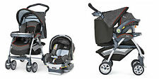 Chicco Cortina Stix Keyfit 30 Travel System Stroller NEW Infant Baby RARE!