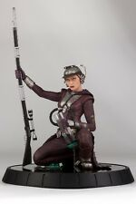Gentle Giant Star Wars Zam Wessel Statue Brand New