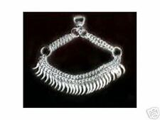 SHOW ARABIAN HORSE NOSE BAND CHAIN SADDLE TACK HALTER BRIDLE