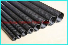 8mmX7mmX1000mm 100% Carbon fiber tube /tail boom/tail tube for rc airplane 8*7