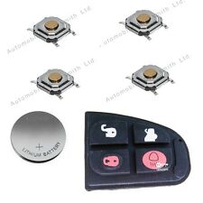 Repair kit for Jaguar X S XJ XK XJR Type 4 button remote flip key fob